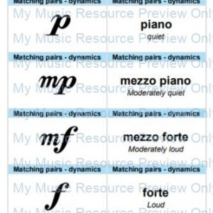 Matching Pairs – Dynamics