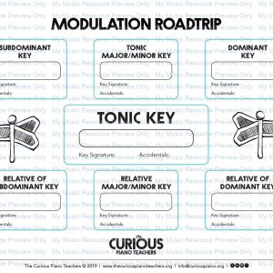 Modulation Roadtrip