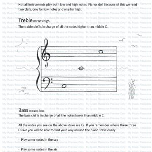 The Grand Stave from Fun, Games and Party Pieces for Beginner Piano