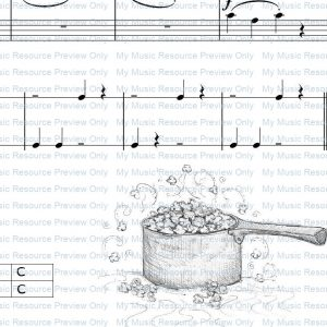 Popcorn (with duet part) from Fun, Games and Party Pieces for Beginner Piano