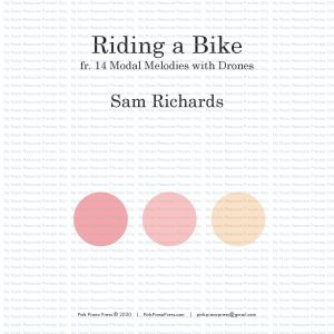 Riding a Bike, by Sam Richards