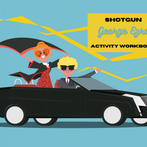 Shotgun by George Ezra Activity Workbook
