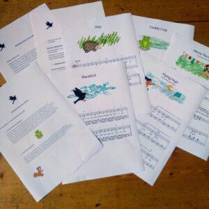 Blackbird Early Years Music – Resource Pack 1