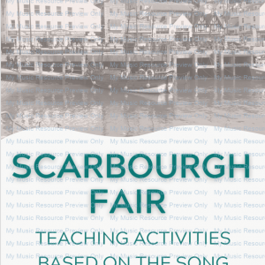 Scarborough Fair Workbook