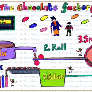 Chocolate Factory Motivation Game