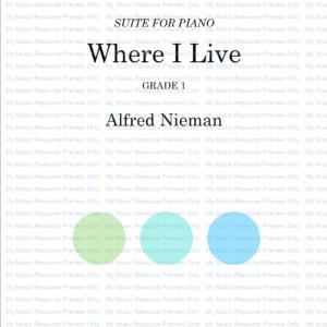 Where I Live, by Alfred Nieman